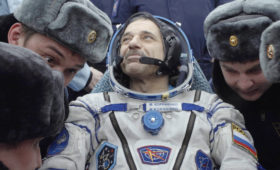 Missing Earth: A Cosmonaut's Year in Space